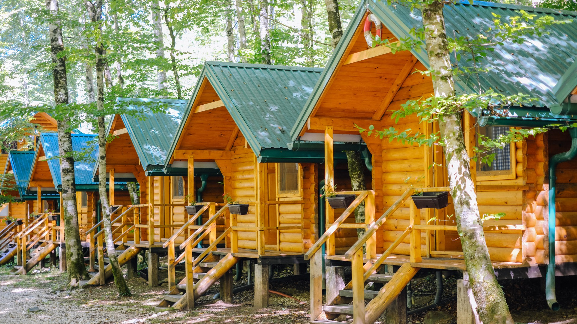 Riverside Cabins