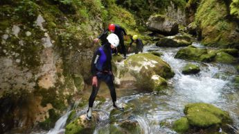 Thrilling Wild Rivers / Rafting & Canyoning