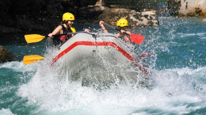 Two Day Tara River Rafting Getaway