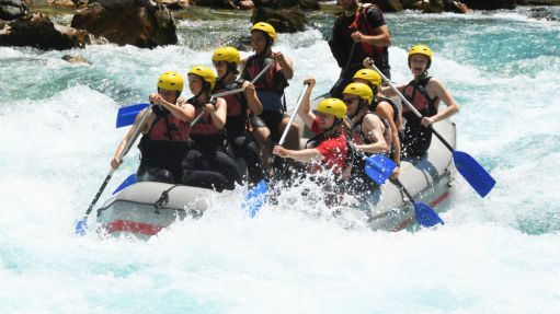 PRIVATE RAFT TRIPS - Your crew, your choice