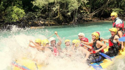 Special discounts for the One day high rafting adventure on the Tara River!